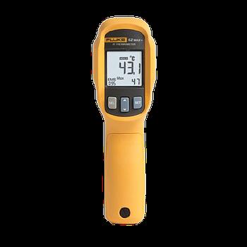 Termómetro Ir, Doble Laser Y Proteccion Ip54