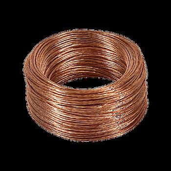 General Cable Gcdes1-0 Cobre Desnudo Semiduro 19h Cal 1/0 MCA